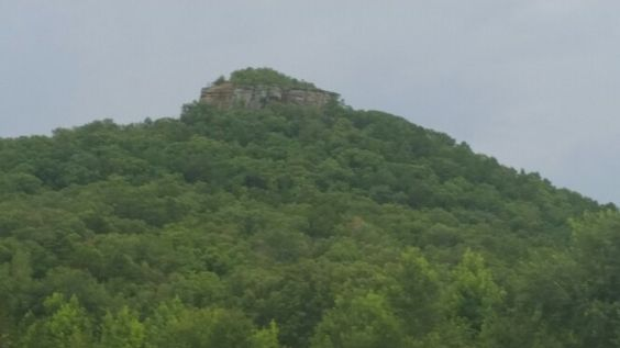 Sugarloaf Mountain, Heber Springs