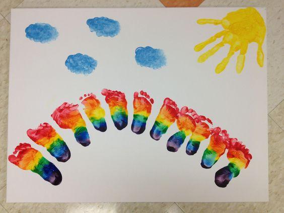 Infant Art Infant Classroom Pinterest Infant Art Spring And Baby Art