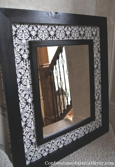 The Black And White Part Is Fabric Covered Plywood