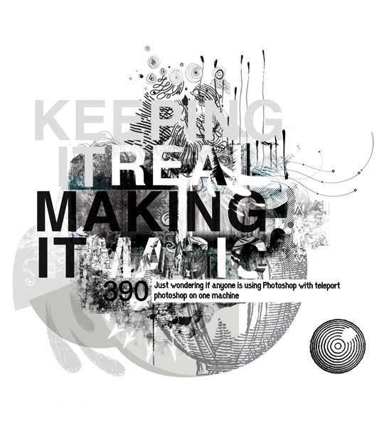 Photoshop: Keeping It Real - Making It Magic