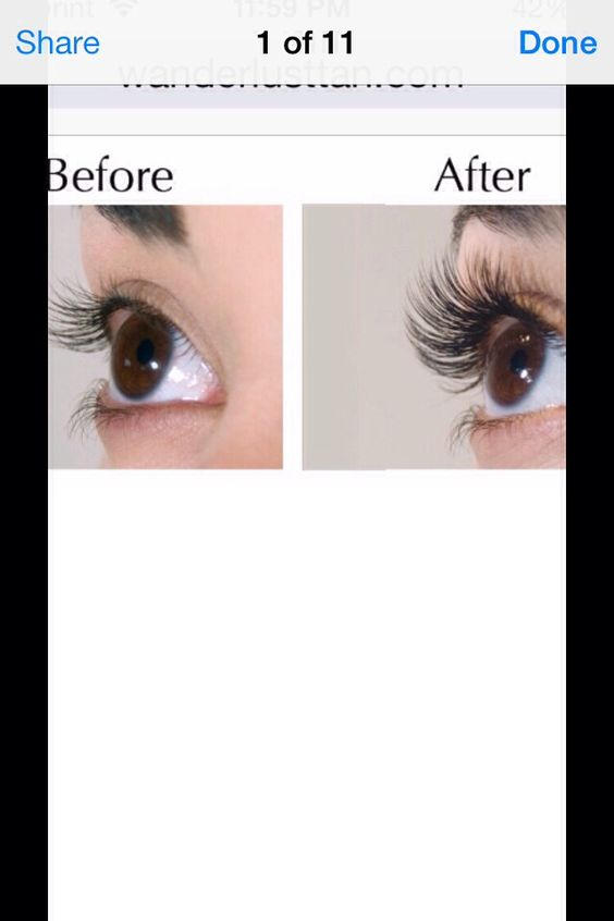 How To Get Long Eye Lashes And Eyebrows #Beauty #Trusper #Tip