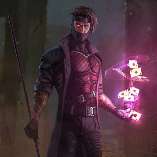 Gambit - Jason Pastrana | Gambit marvel, Xmen characters, Marvel comics art