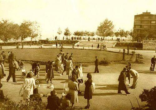 1950 Taksim Gezi Parkı