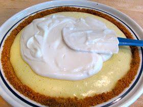 Rita's Recipes: Small Cheesecake