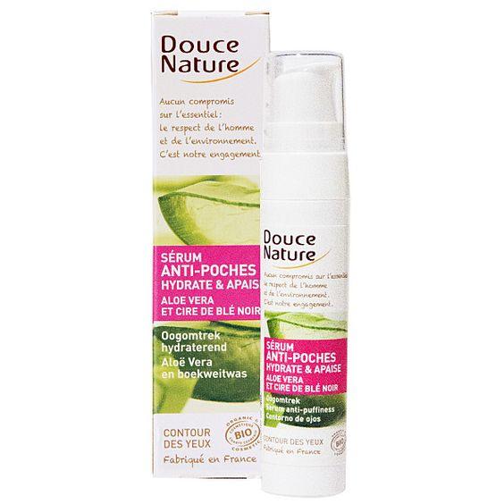 Douce Nature - Anti-puffiness Serum Aloë Vera (ogen) €9,95
