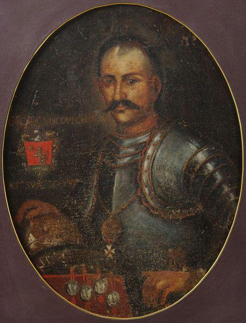 Portrait of Frano Visković