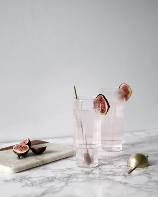Awarded Design Ripple Rhapsody Glass Collection Christmascocktail Duckandcoverbar Easy Summer Drinks Summer Drinks Drinks Design
