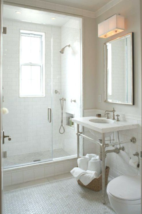 Marble Herringbone Floor Tiles Transitional Bathroom B Moore Design Lighting Herringbone Floor Tile Floor Painting Tile Floors
