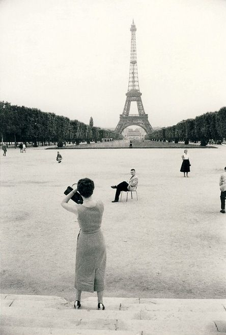 Paris - Champ de Mars 1956