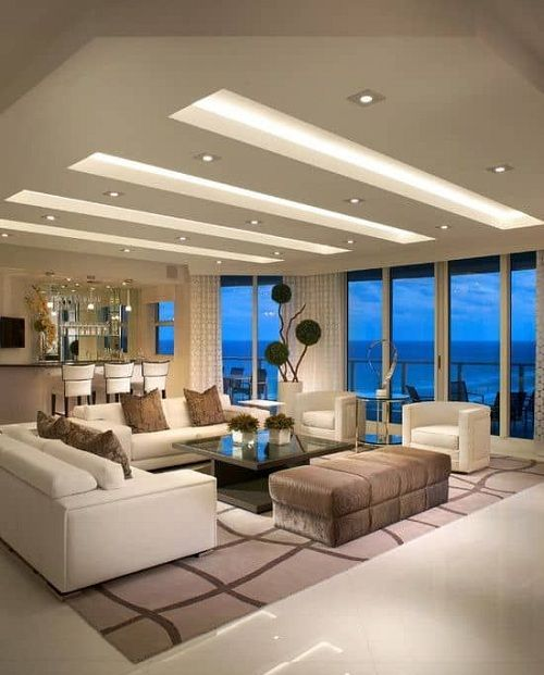 50 Latest False Ceiling Designs With Pictures In 2021 Ceiling Design Living Room Ceiling Design Modern False Ceiling Design New design for living room