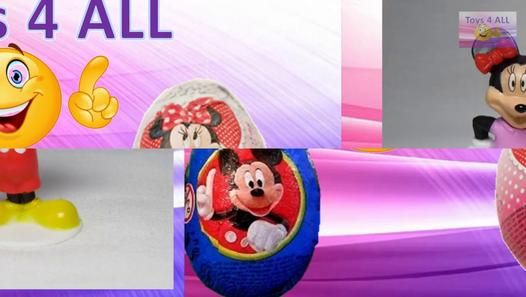 open-2-surprise-eggs-kinder-disney-minnie-mickey-v1.1