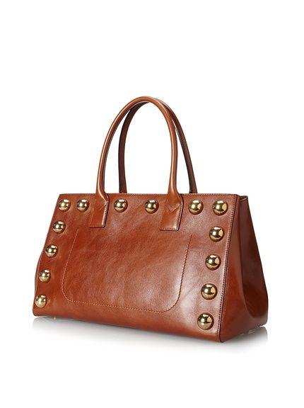Marc Jacobs Women's The Big Big Apple Bag, Brown at MYHABIT