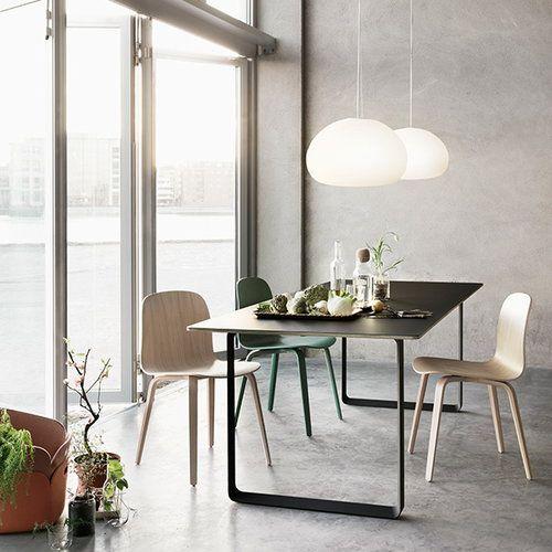 Muuto Fluid Pendant Lamp Scandinavian Dining Room Dining Room