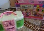 Casa radio de la barbie