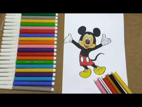 عالم ديزنى لاند Youtube Disney Drawings Drawings Disney