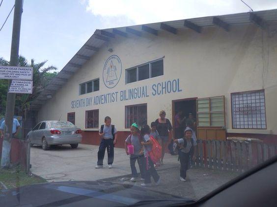 The Kids Leaving School The Seventh Day Adventist School