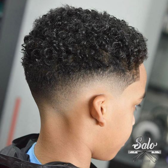 Pin On Biracial Boys Hairstyles