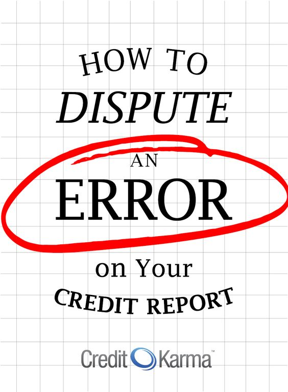 Correcting error reporting systems