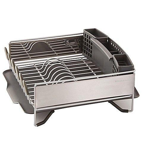 Kitchenaid Compact Stainless Steel Dish Rack Dish Racks