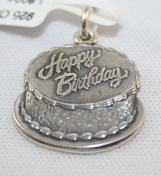 James Avery Retired Birthday Cake