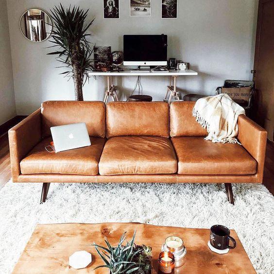 Mua sofa da tphcm chọn màu sắc thông minh cho phòng khách đẹp