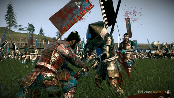 ...  now available is the Total War: Shogun 2 'Blood Pack'. Description from…
