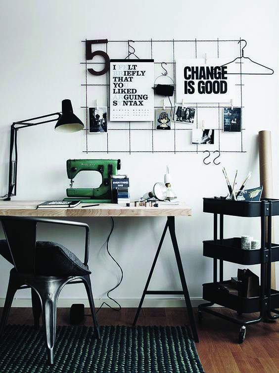 Trendy Home Office Task Lighting To Inspire You Home Office Decor Interior Home