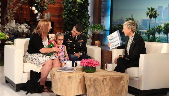 Ellen TV - Win 4 Tickets to a Disney Park - http://sweepstakesden.com/ellen-tv-win-4-tickets-to-a-disney-park/