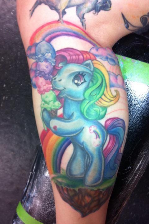 My little pony tattoo idea pinterest my little pony for My little pony tattoo