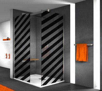 Dekorfolie für Dusche Möbel & Wohnen Duschkabinen Folien 318935