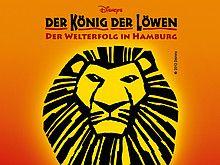 Disneys DER KÖNIG DER LÖWEN - Musical in Hamburg