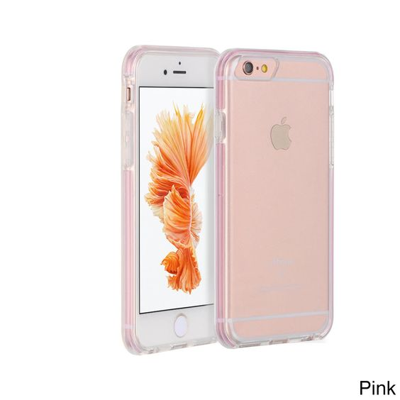 Apple iPhone 6 6S Invisible Bumper Ultra-thin Hybrid Case