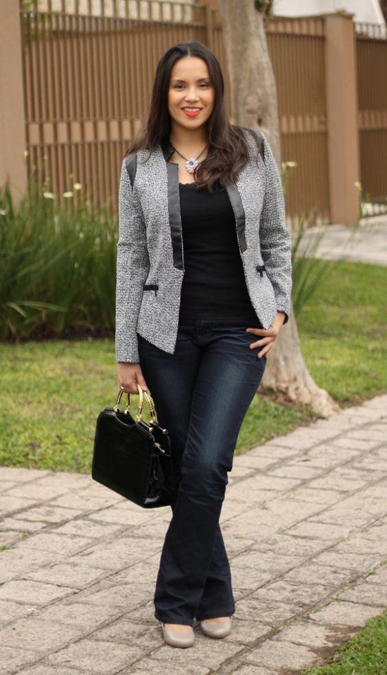 blazer de tweed feminino - Pesquisa Google