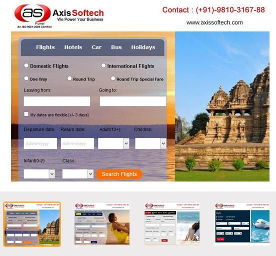 Create Travel Agency Website with lucrative design and excellent ...