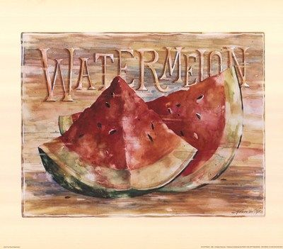 watermelon contemporary art - Buscar con Google