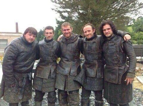 John, Josef, Mark, Ben, & Kit