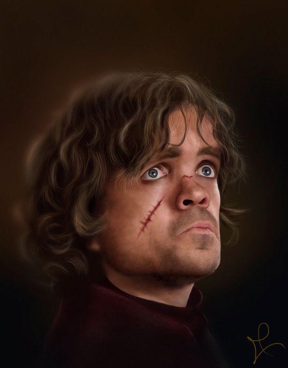 Tyrion Lannister by PatCas.deviantart.com on @DeviantArt