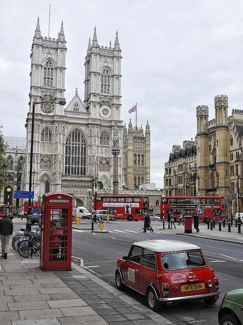 #London, where else?
