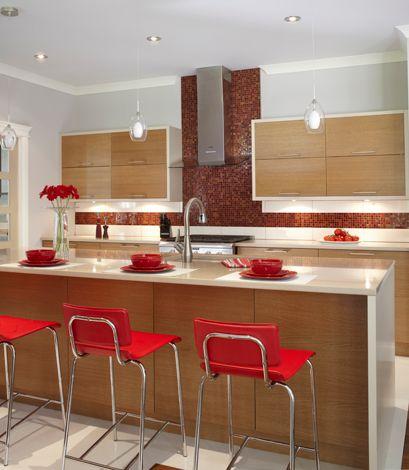armoires de cuisine de style moderne la totalit de ces