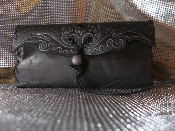 Triball III tobacco pouch by morgenland.deviantart.com on @deviantART