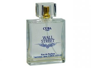 Cuba Wall Street - Perfume Masculino Eau de Parfum 100 ml