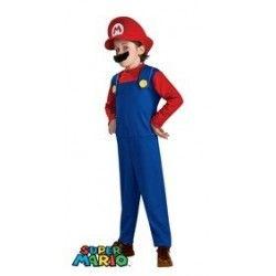 Disfraz Super Mario Bros