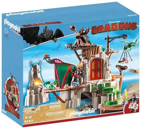 PLAYMOBIL Dragons Insel Berk