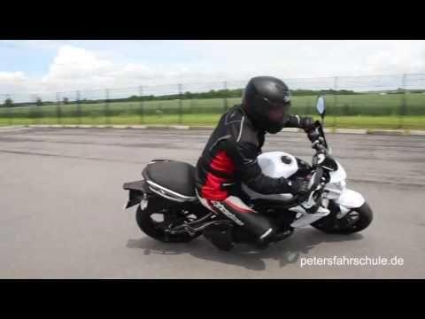 Grundfahraufgaben Klassen A A1 Und A2 Youtube Fahrschule Motorrad Bilder Motorrad