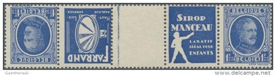 1927, Albert I. (Houyoux)