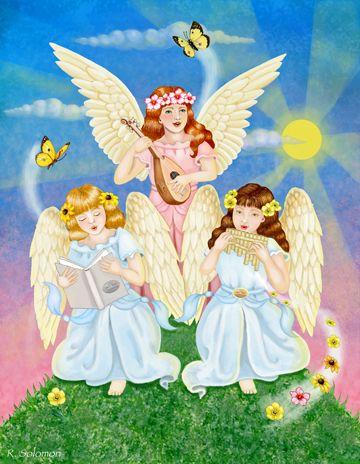 Summer Angels Rosiland Solomon:
