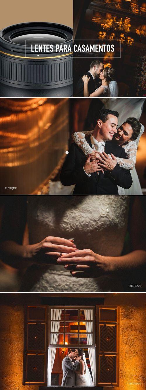 Dicas essenciais sobre Lentes para Fotografar Casamento!