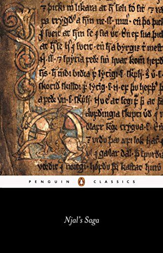Free Download Pdf Njals Saga Penguin Classics Free Epub Mobi