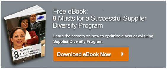 Free eBook: 8 Musts for a Success Supplier Diversity Program
