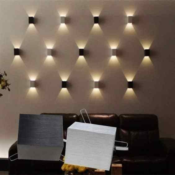 Light Ideas For Rooms Without Ceiling Lights 2020 Led Wall Lamp